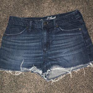 Universal Thread Demin Shorts